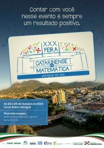 Cartaz Feira Catarinense